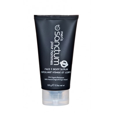 M001 Men's Face and Body Scrub, 150 ml