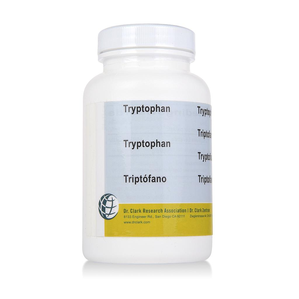 Tryptophan, 480 mg 100 capsules