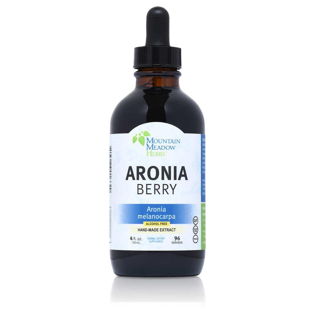 Aronia Berry Extract (4 oz.)