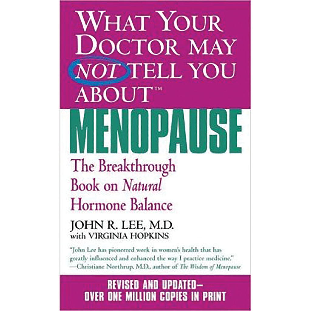 What Your Dr  May Not Tell You About Menopause