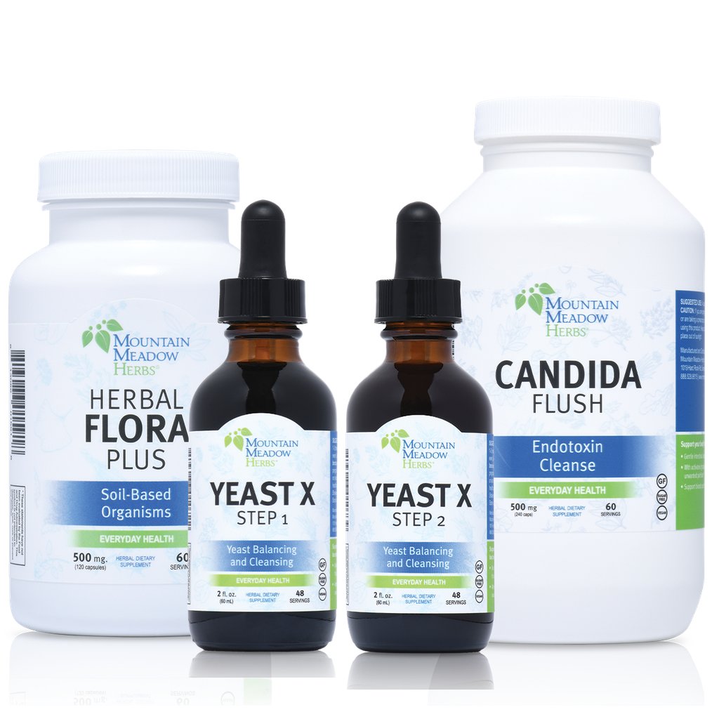 Total Yeast Detox Package
