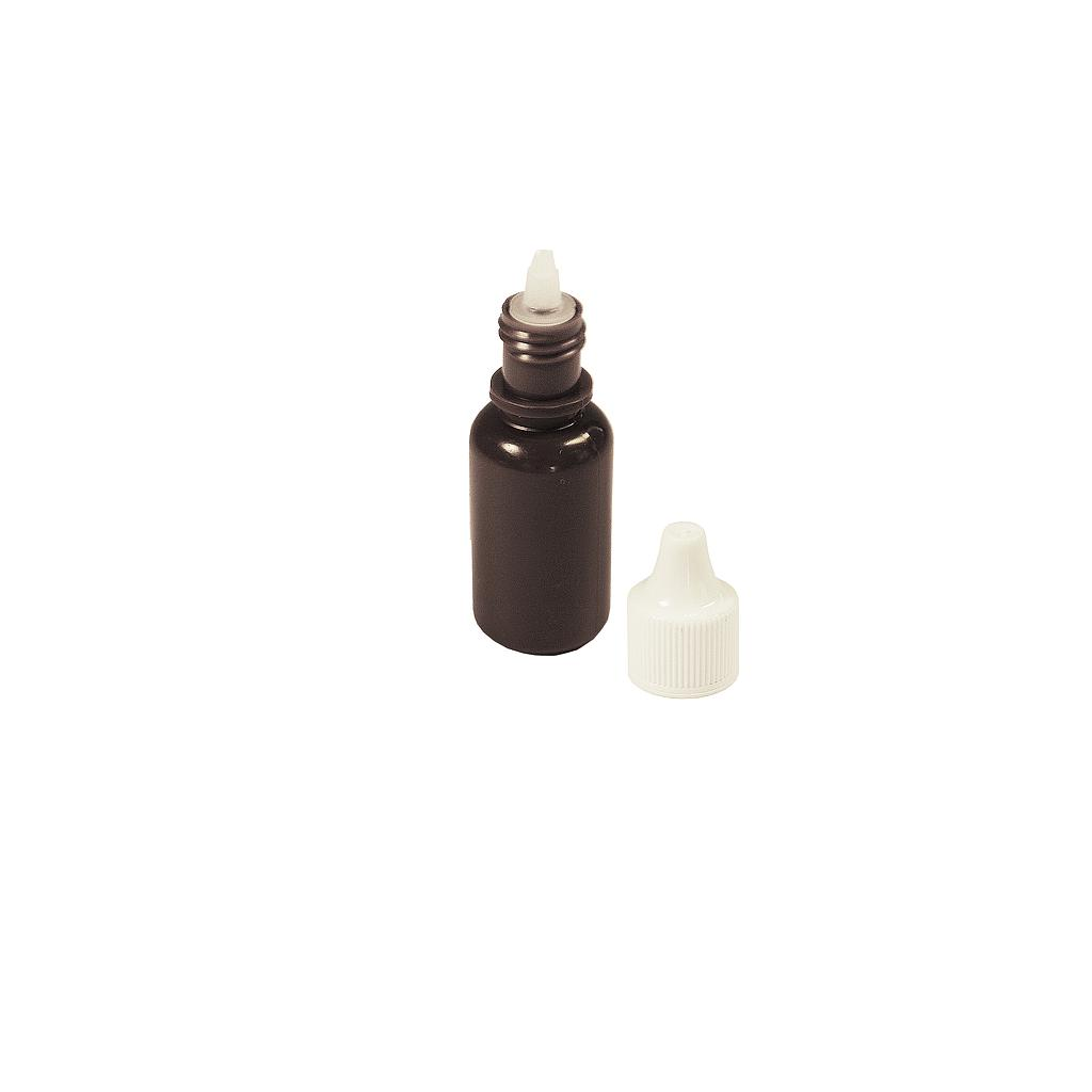 Dropper Bottles (Plastic) for Homeographic Copies, 10 count