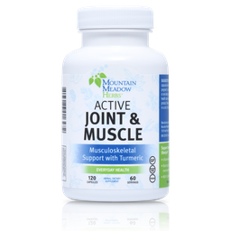 [JM9120] Active Joint & Muscle 410 mg Capsules (120 ct.)