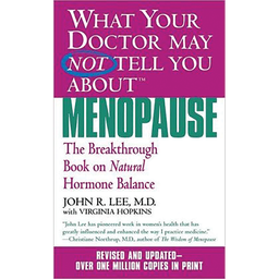 [BK8062] What Your Dr  May Not Tell You About Menopause